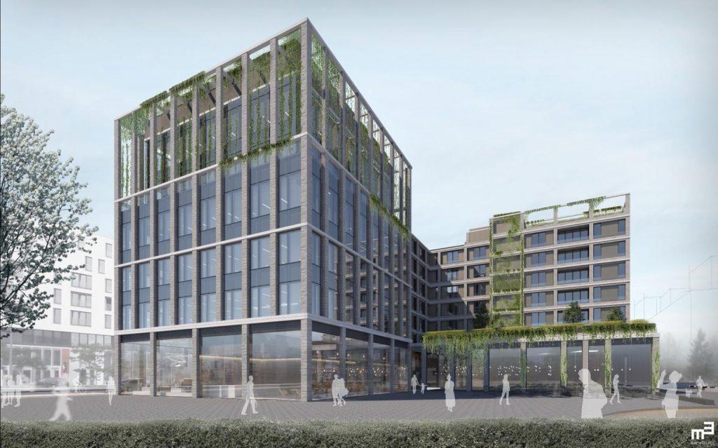 """Projet """"Nest"""" à Belval avec Luxembourg Capital"""